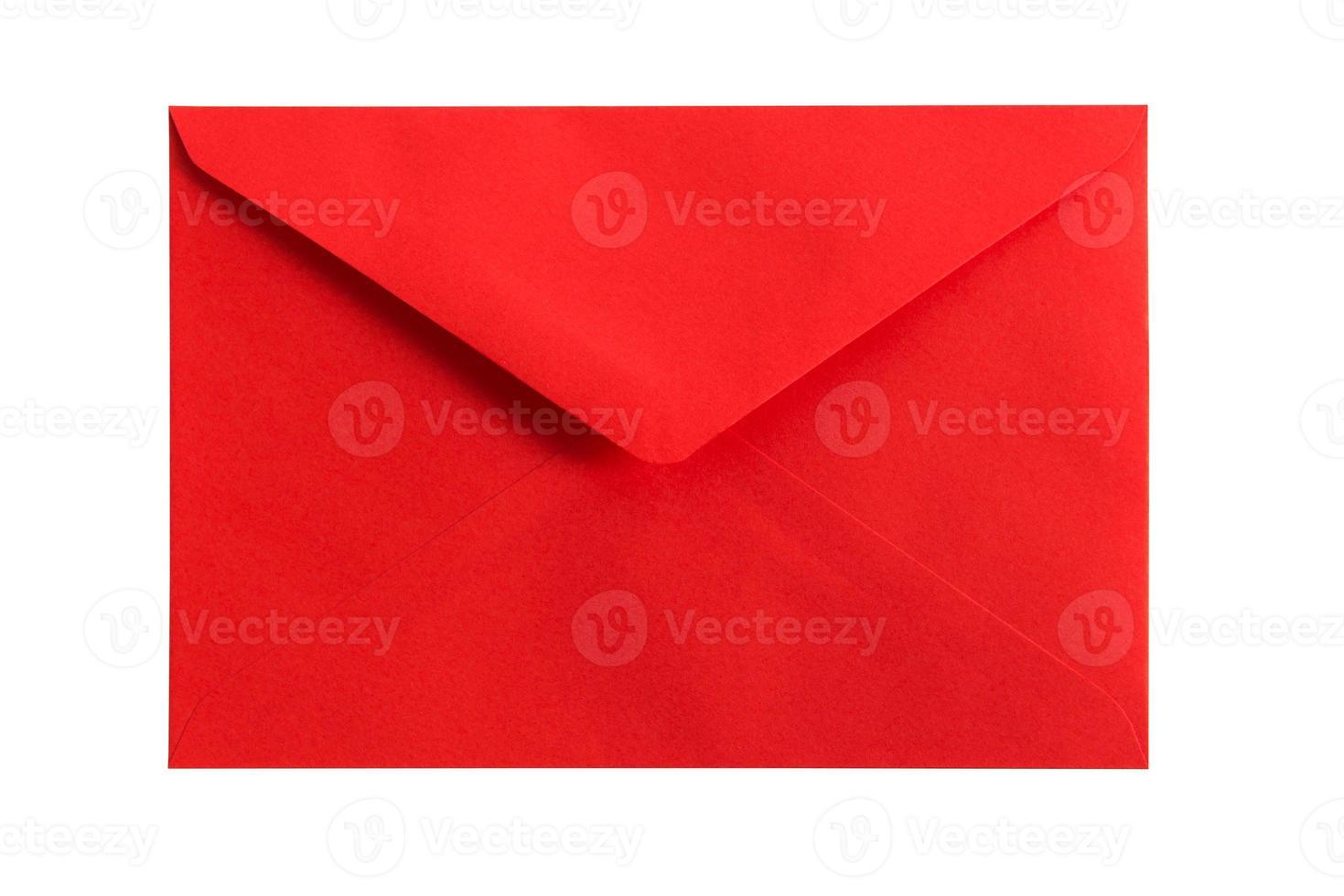 enveloppe rouge photo