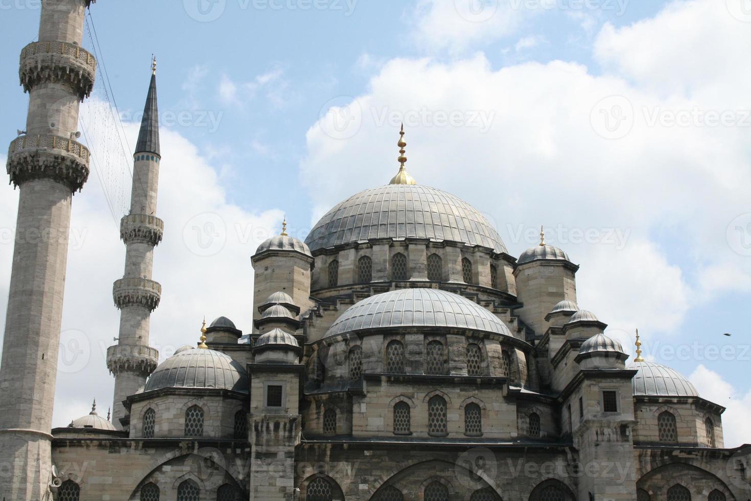 mosquée yeni cani, istanbul photo