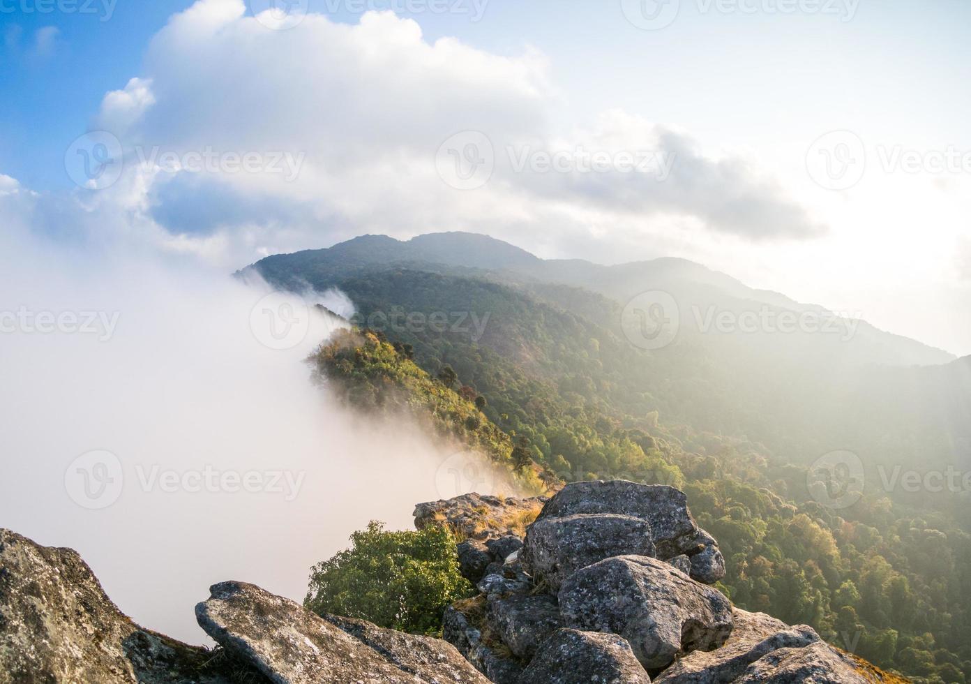 randonnée doi pha ngaem photo