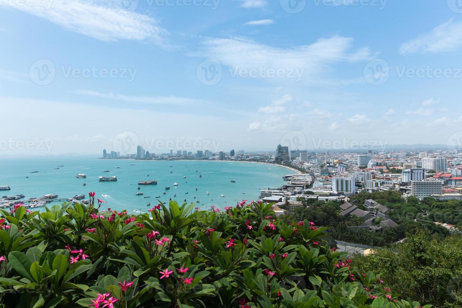 plage de Pattaya photo