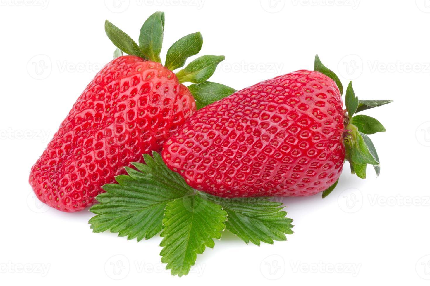fraise bouchent photo