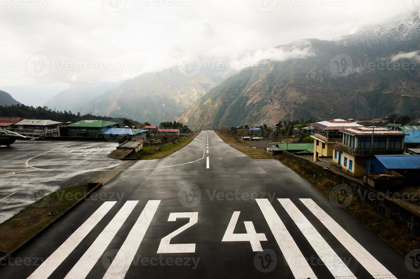 lukla - népal photo
