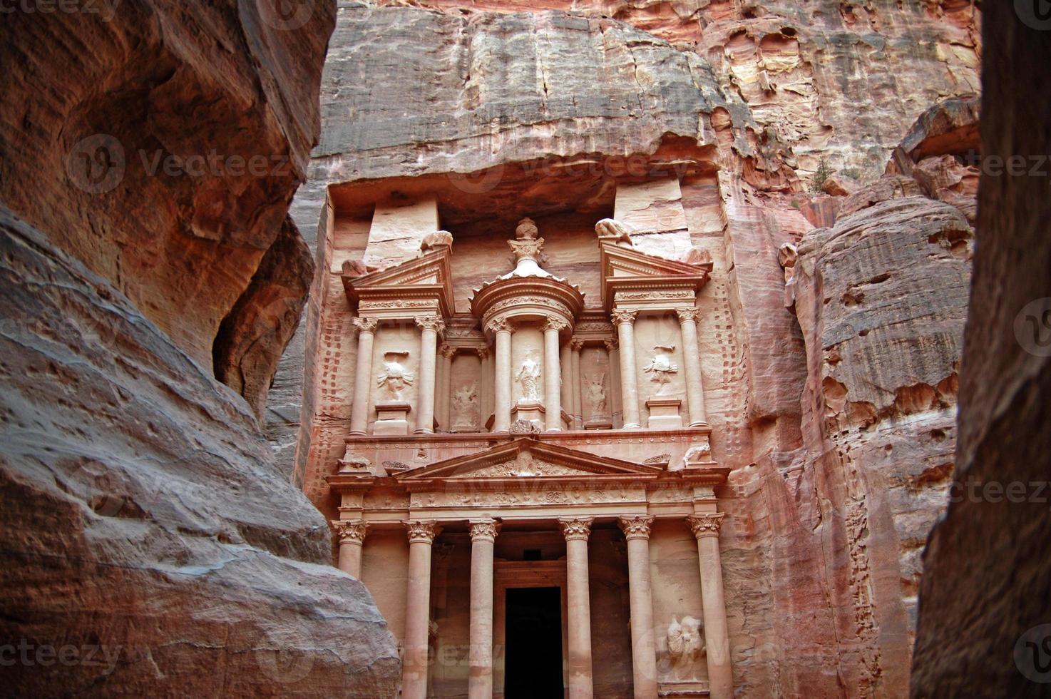 petra - jordanie photo