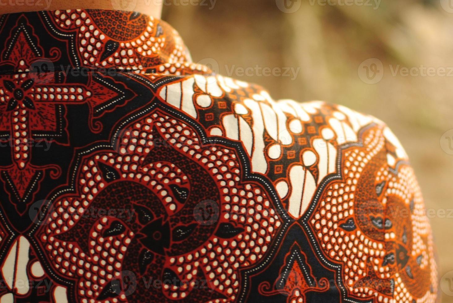 chemise batik photo