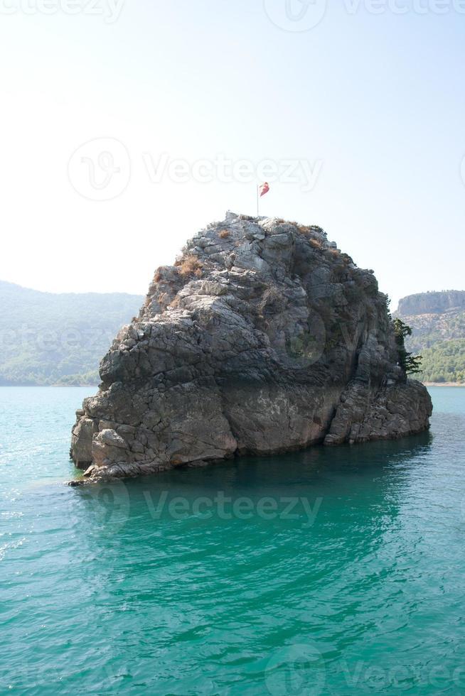 Lac Manavgat, Turquie photo