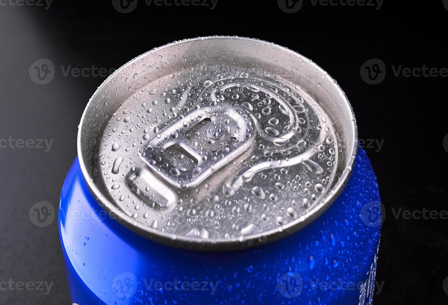 banque avec soda photo