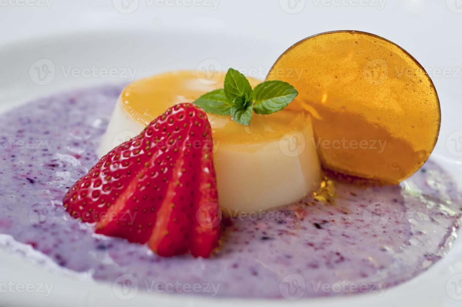 crème brulée photo