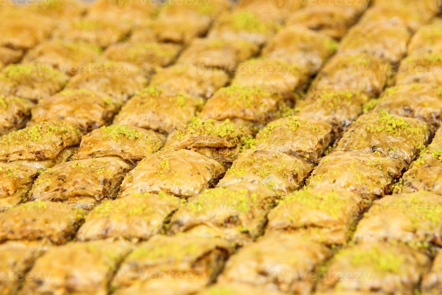 dessert turc photo