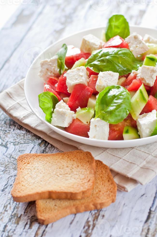 salade fraiche photo