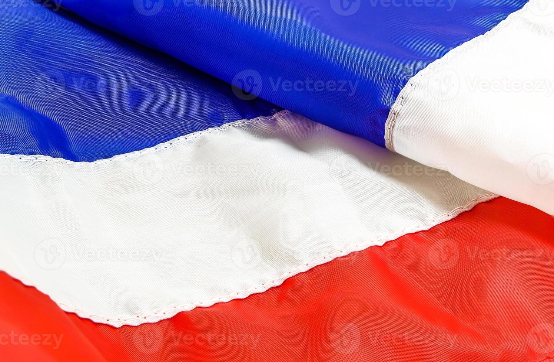 drapeau france, thaïlande ou costa rica photo