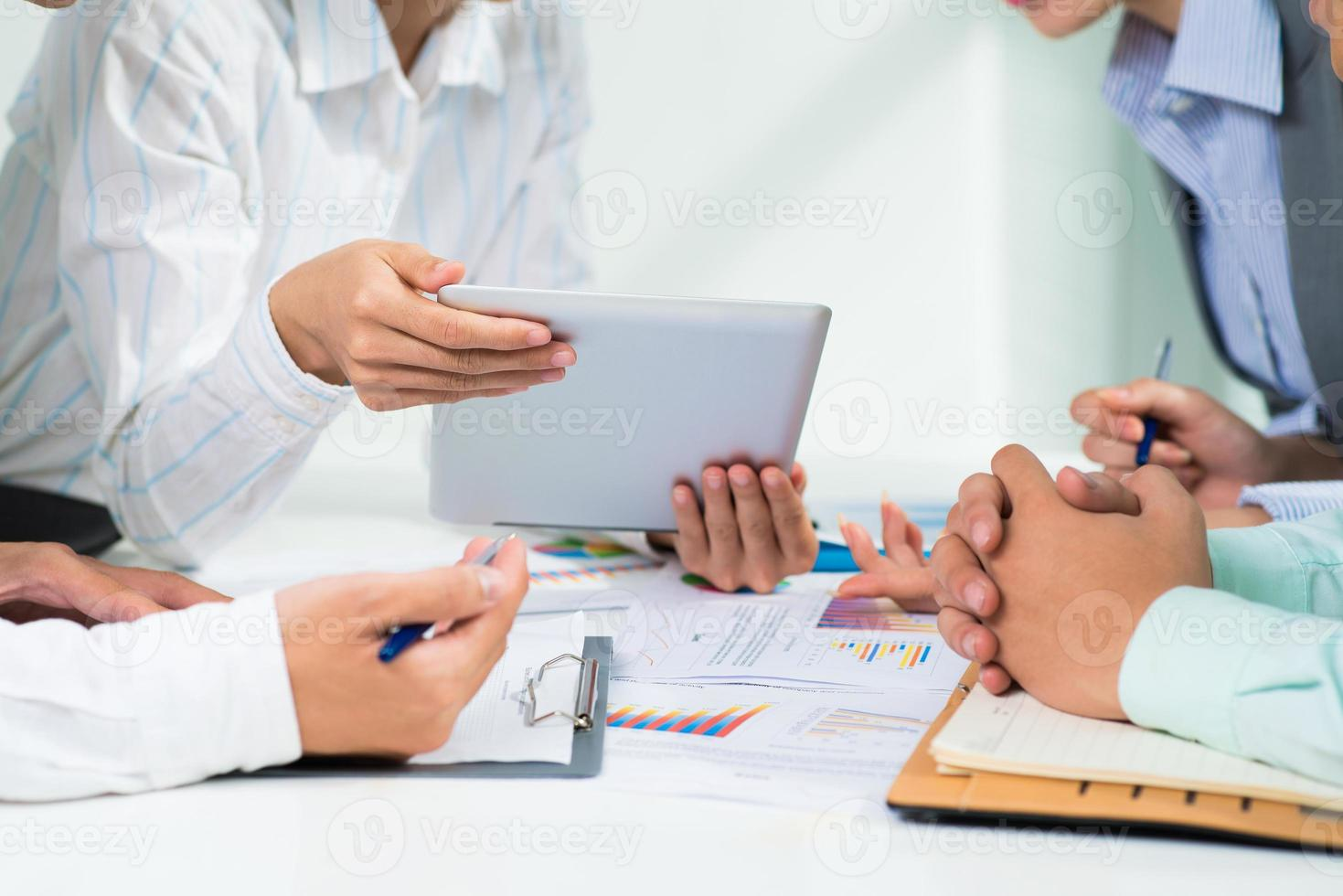 analyse financière photo