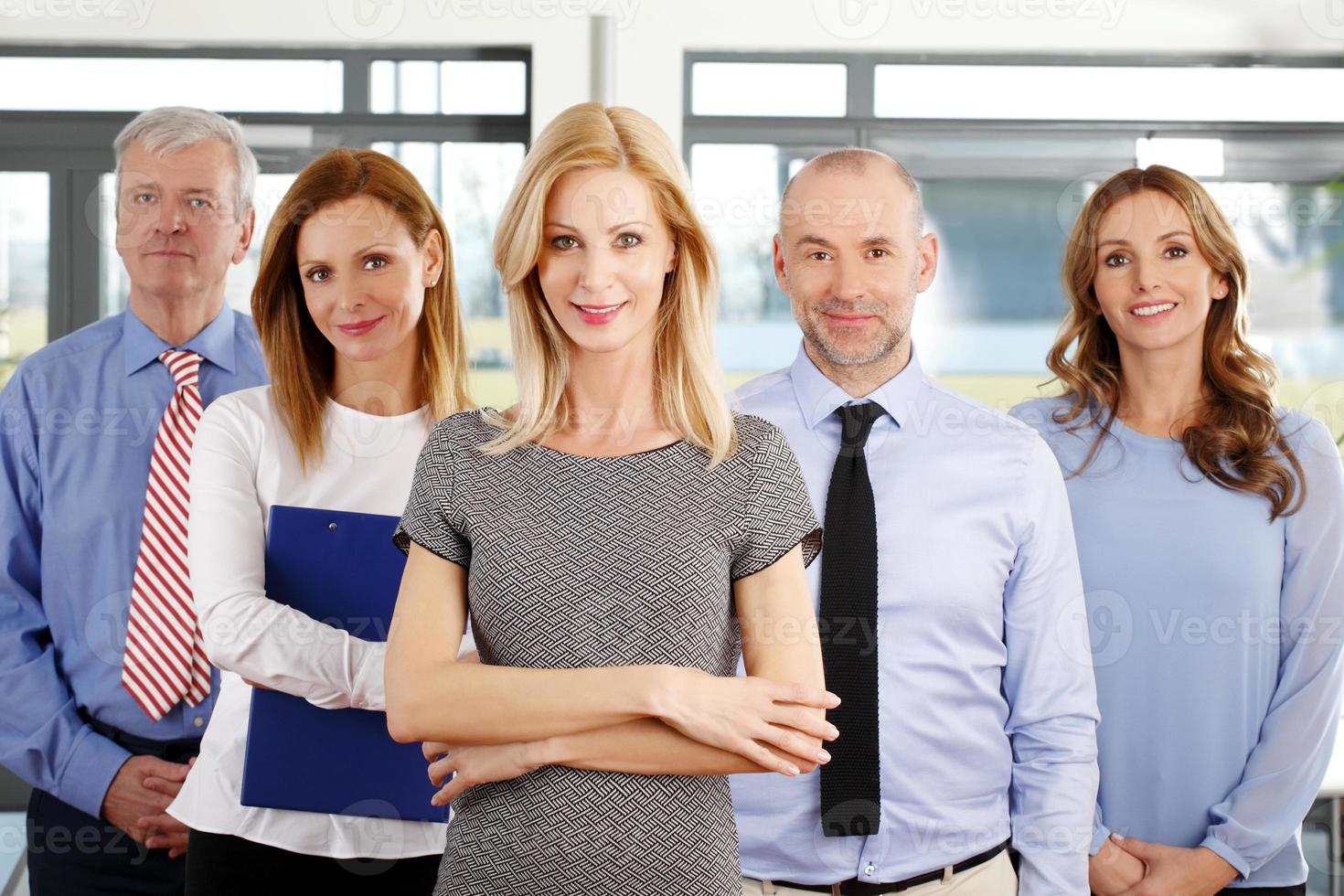 groupe de Business photo