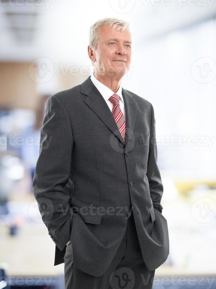 homme d'affaires exécutif photo