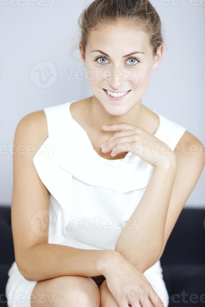 femme affaires, séance photo