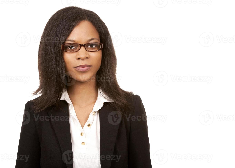 jolie femme d'affaires photo