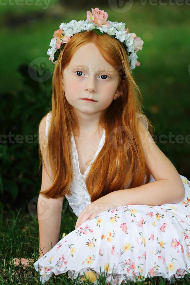 fille de jardin 4 photo