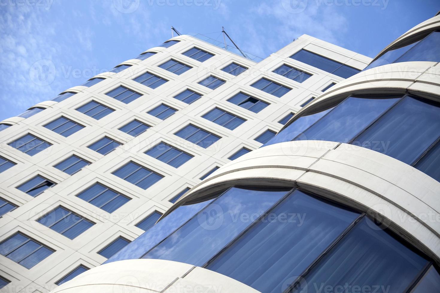 immeuble de bureaux moderne photo