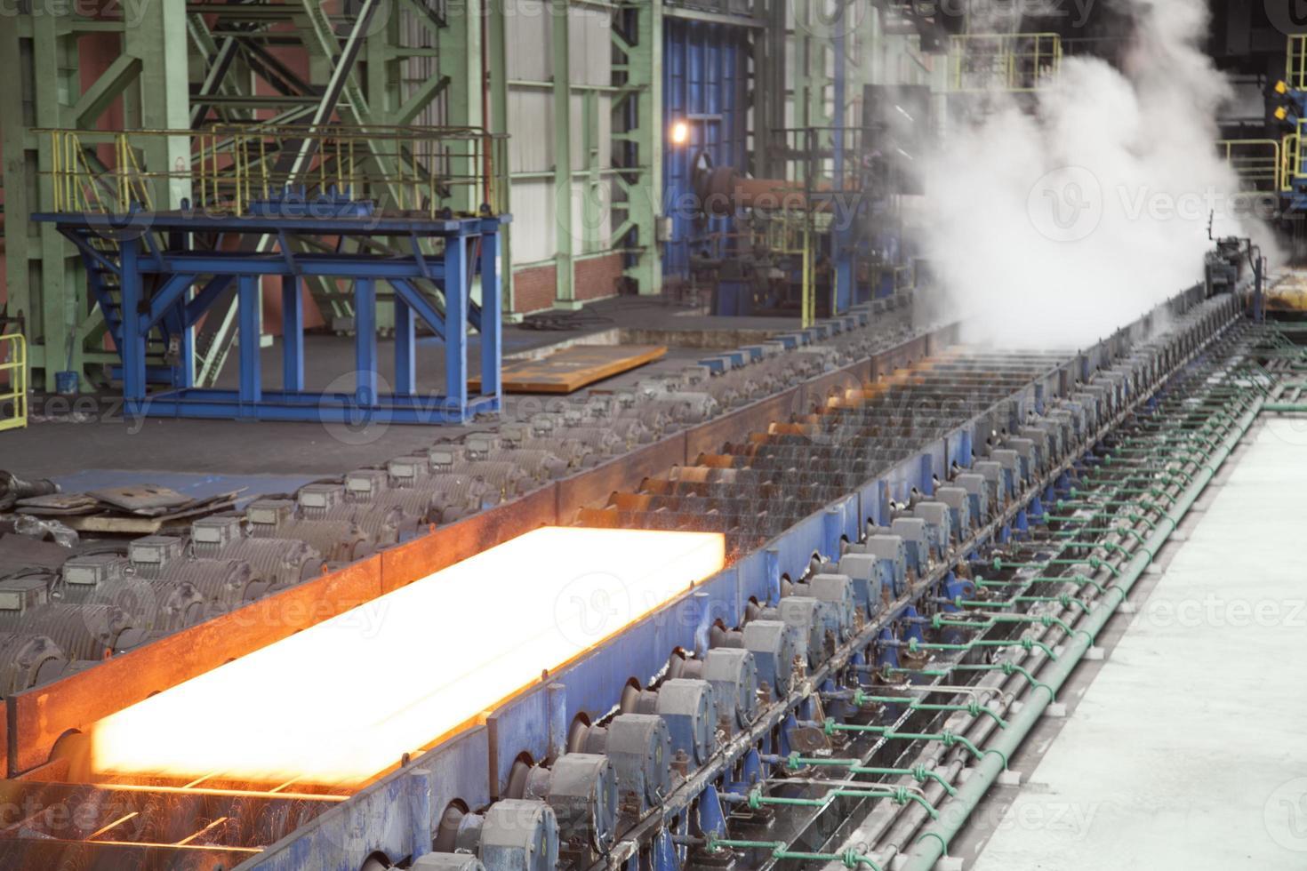 usine sidérurgique photo