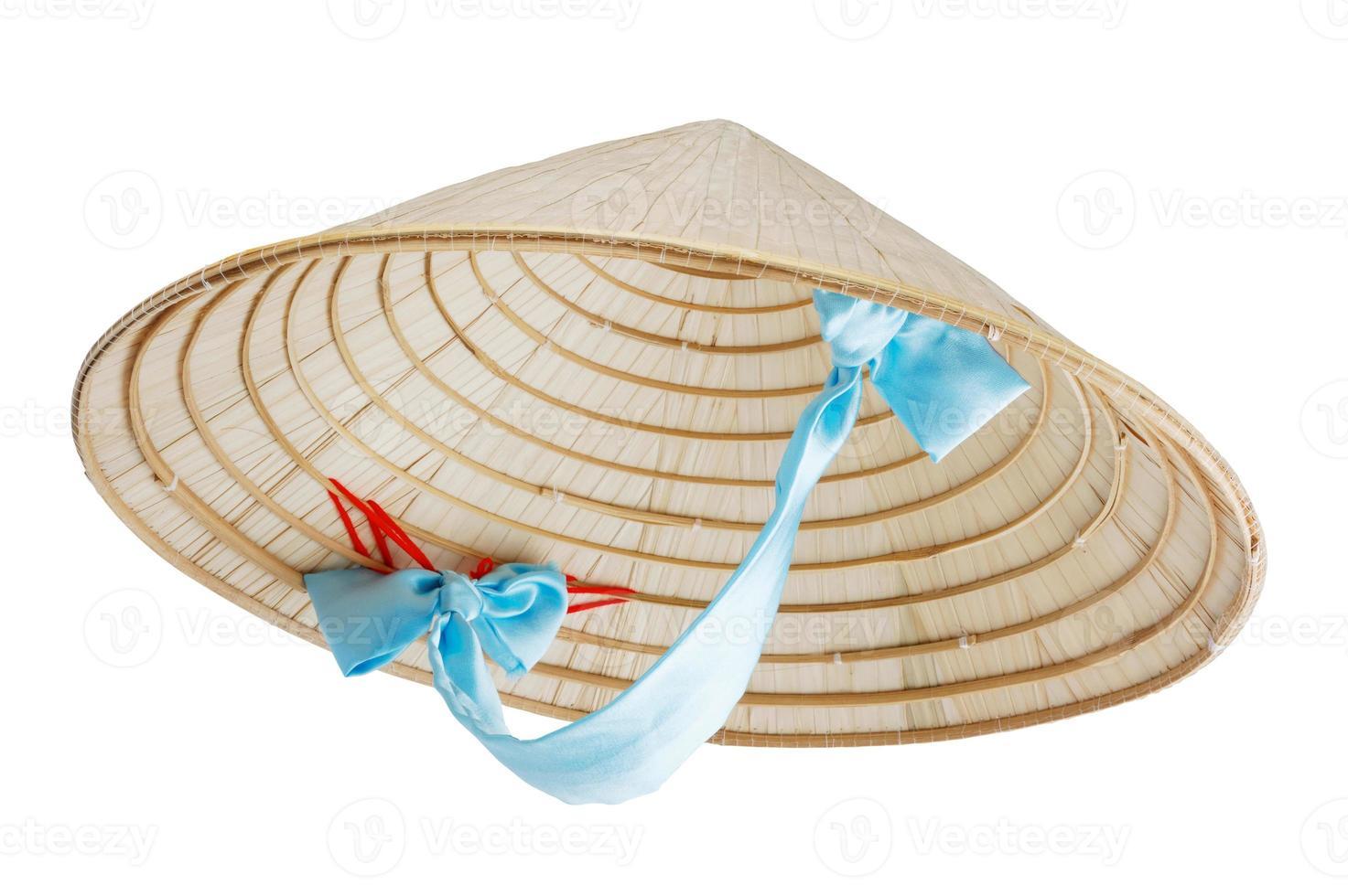 chapeau conique vietnamien photo