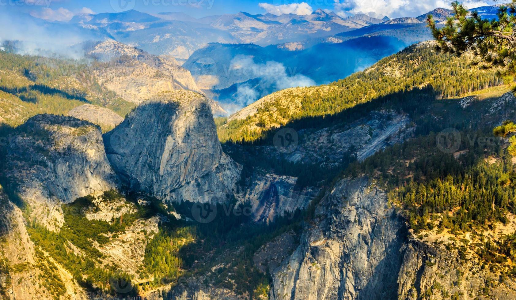 vallée de Yosemite. photo