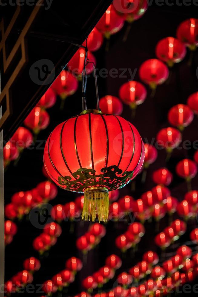 lanterne rouge photo