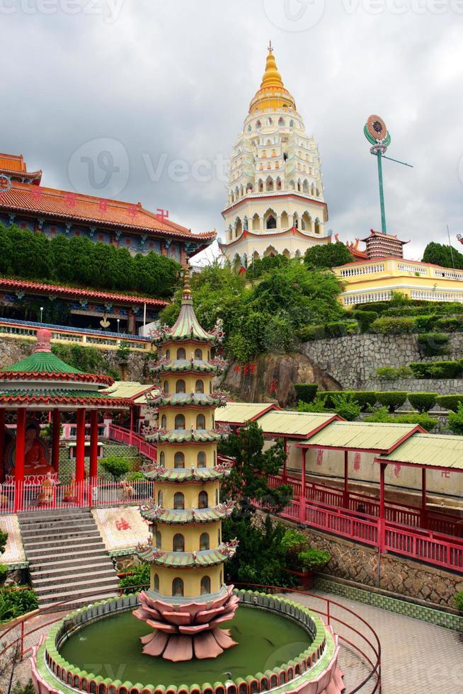 Temple de Kek Lok Si, Penang, Malaisie photo