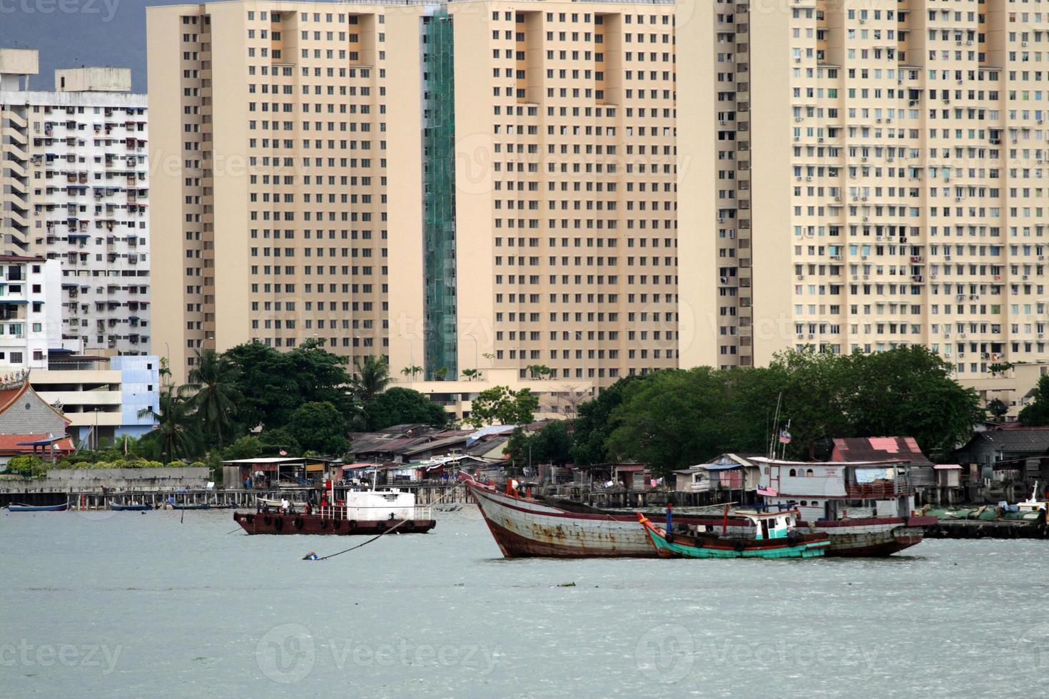 île de Penang, Malaisie photo