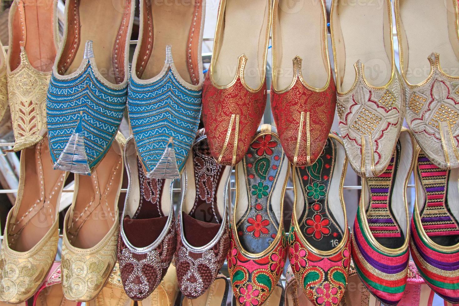 pantoufles arabes photo