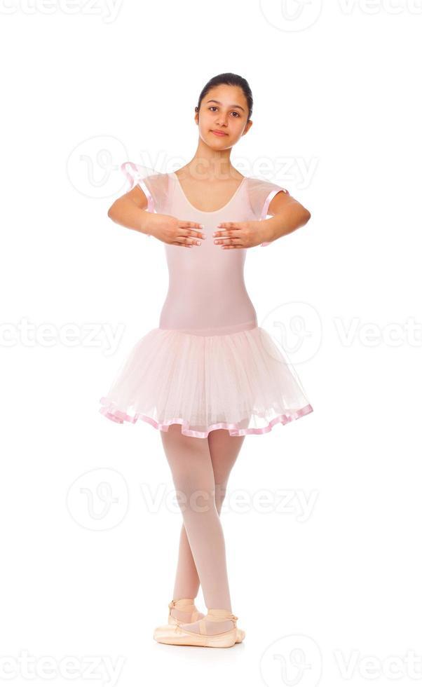 danseuse de ballet photo