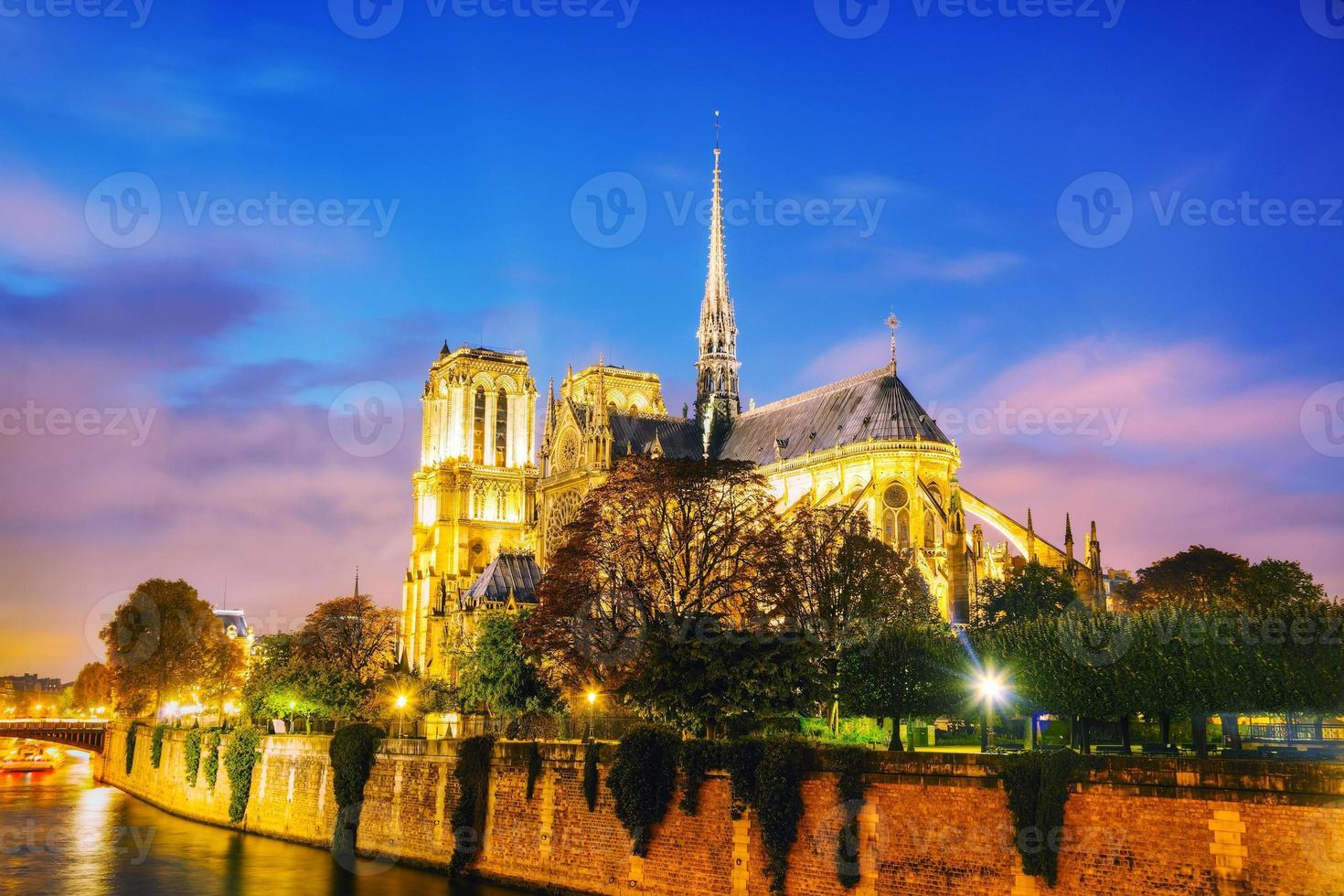 Cathédrale Notre-Dame de Paris photo
