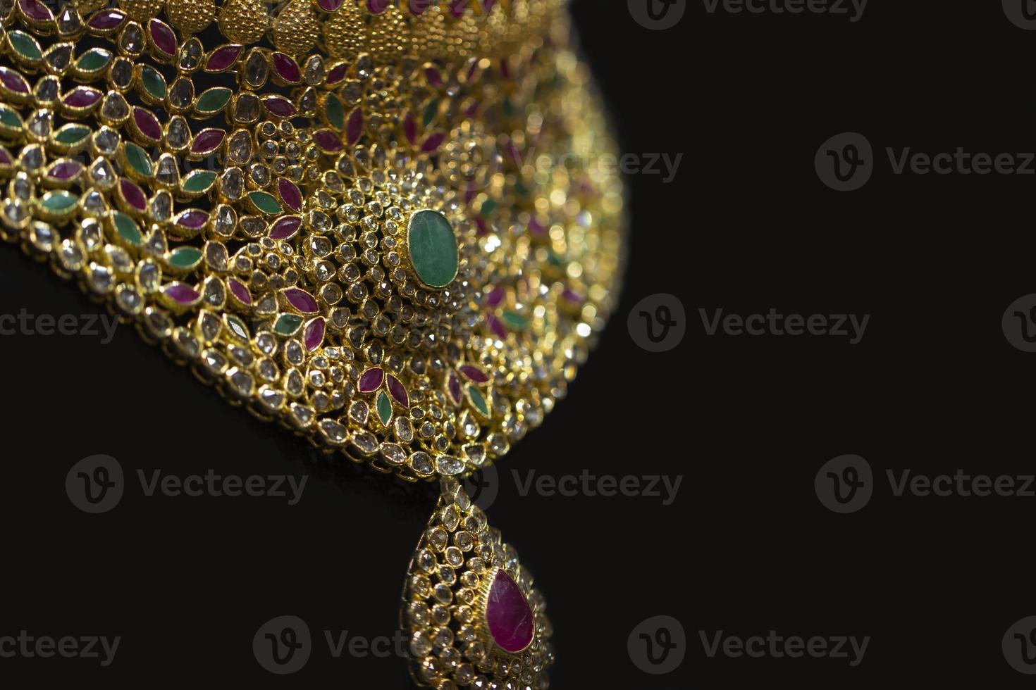 bijoux indiens photo