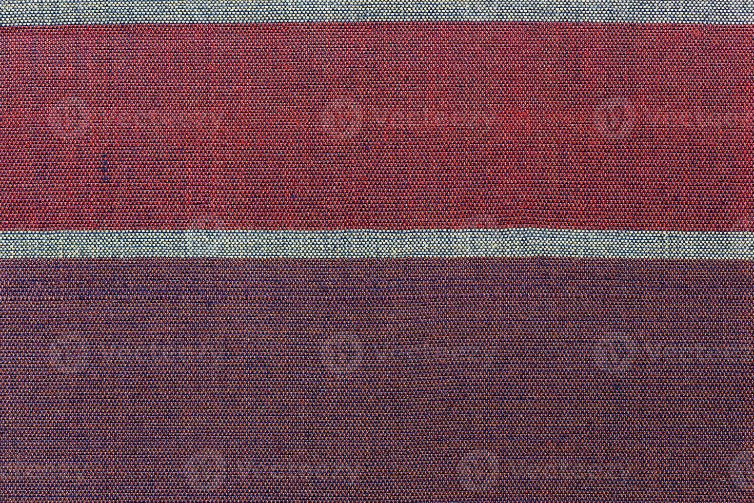 motif de tissu de soie thaï photo