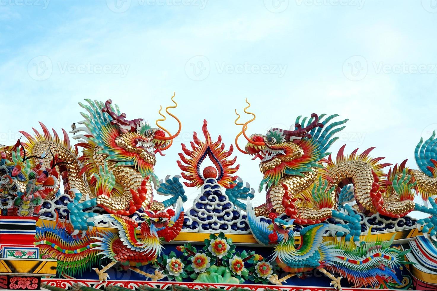 dragon chiness photo
