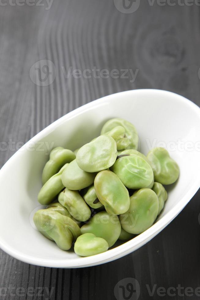 haricots bouillis à la japonaise photo