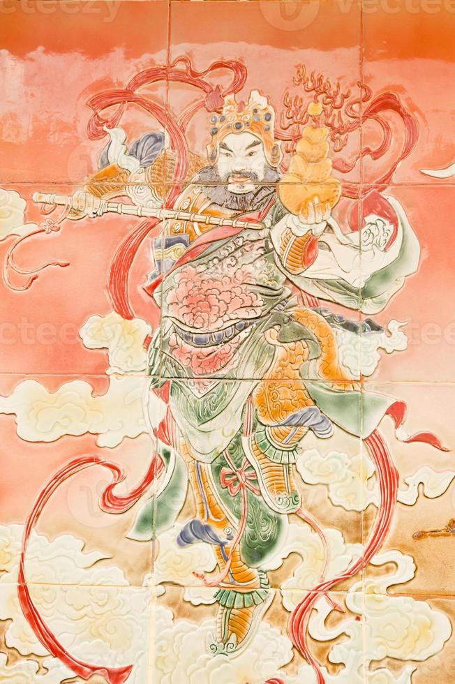 peinture traditionnelle chinoise photo