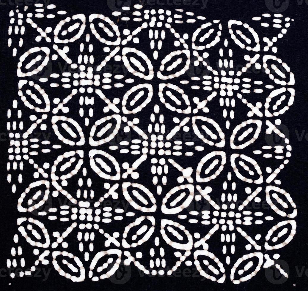 fond de batik photo