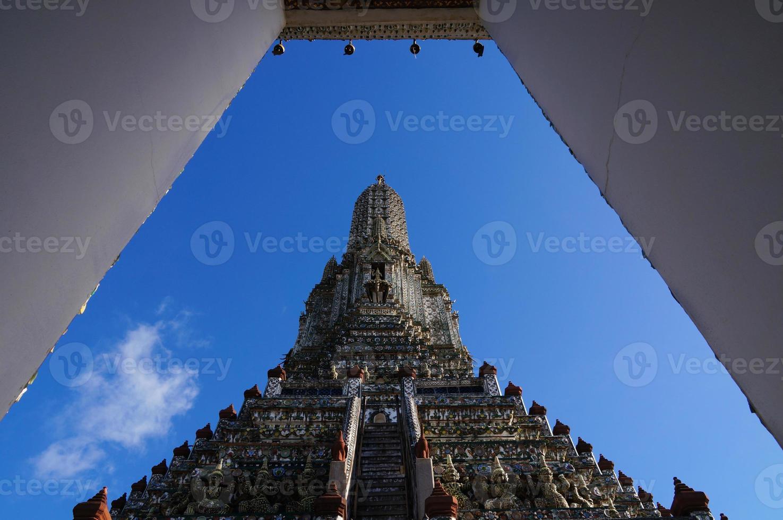 temple de l'aube photo
