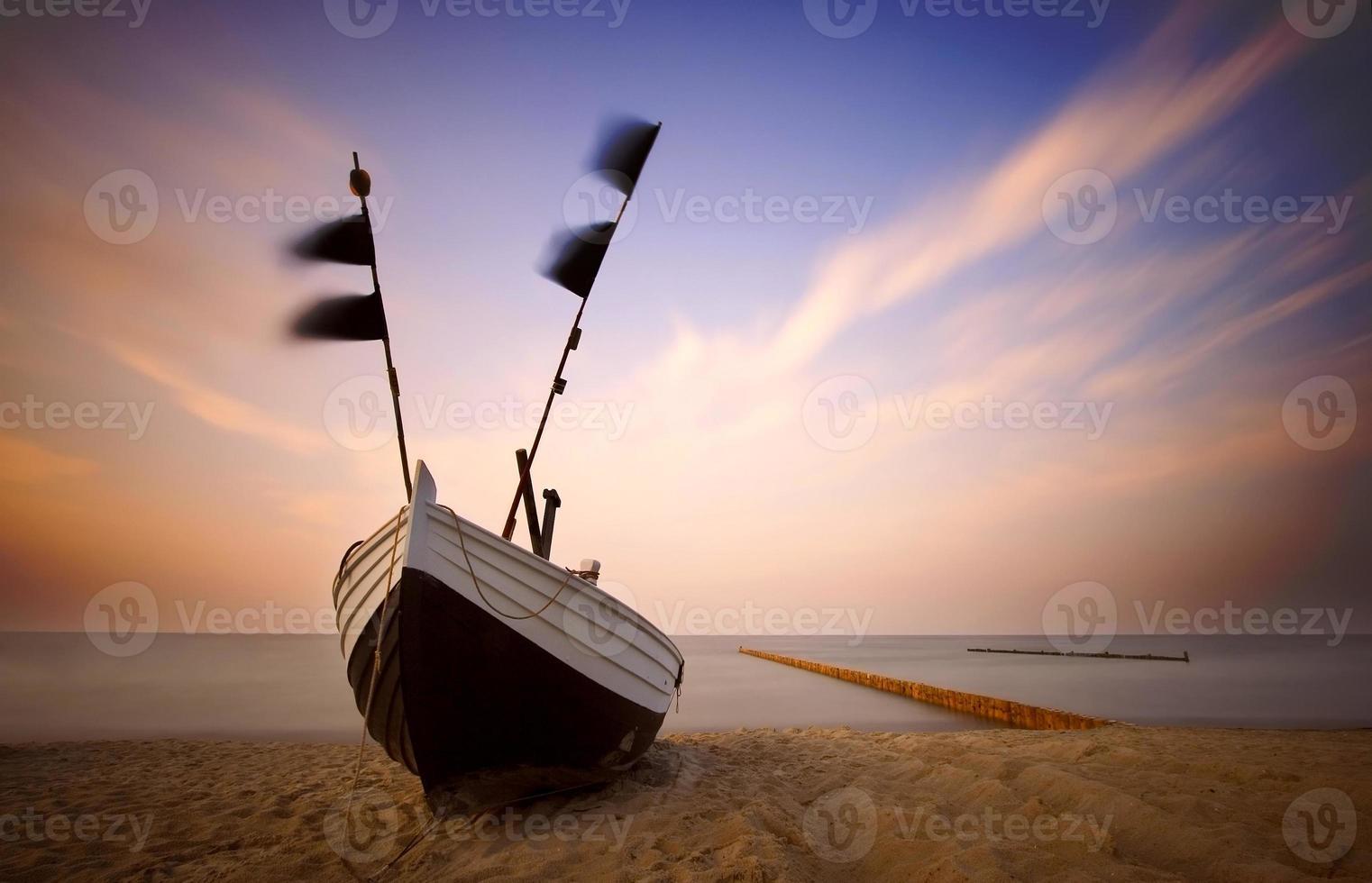 bateau de pêche photo