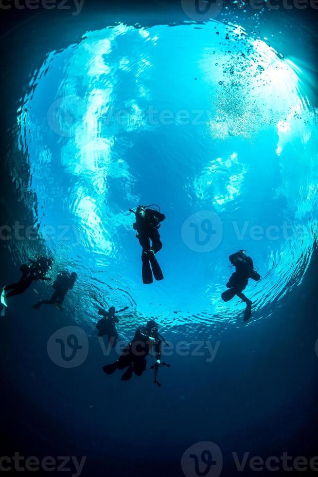 grotte sous-marine photo