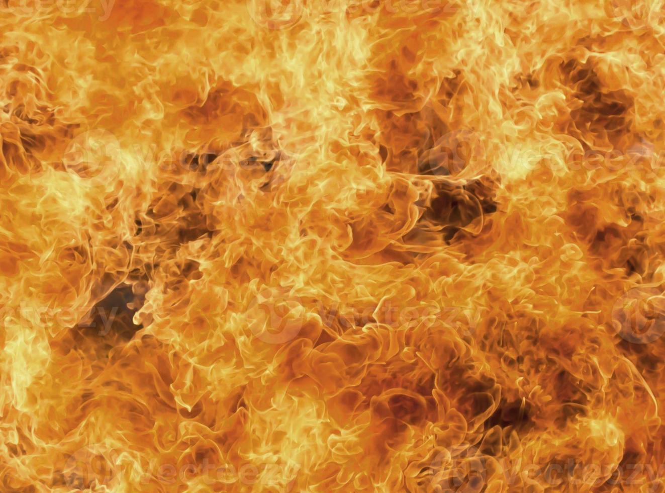 feu brûlant photo