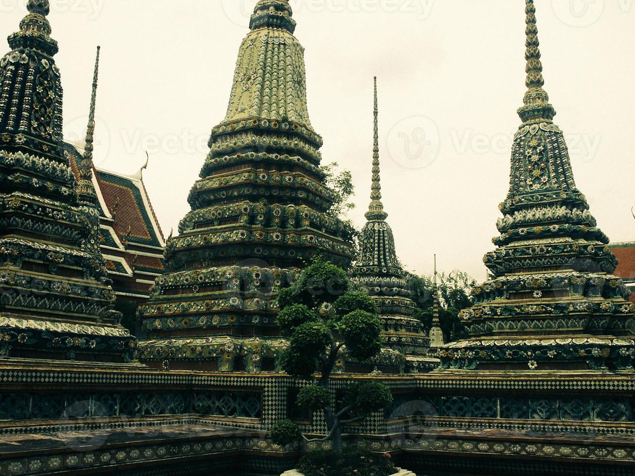 architecture asiatique photo