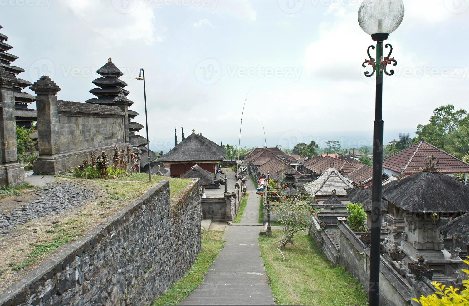temple mère de besakih, bali 005 photo