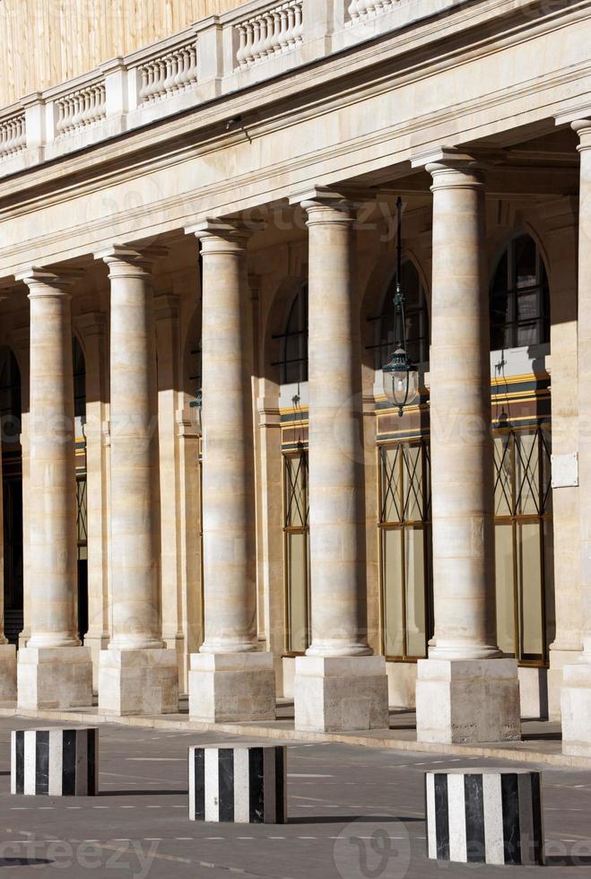 palais palais royal à paris ville photo
