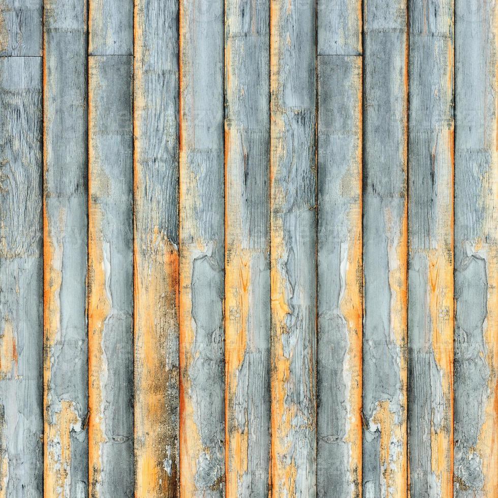 vieux fond de planche de bois brun. photo