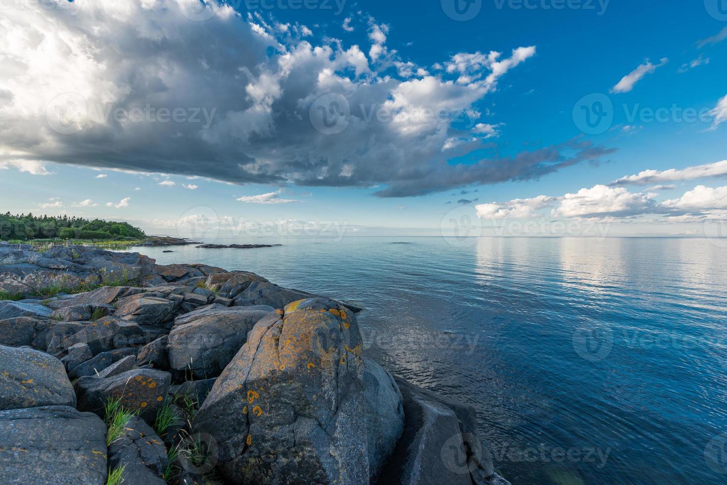 archipel de la suède photo
