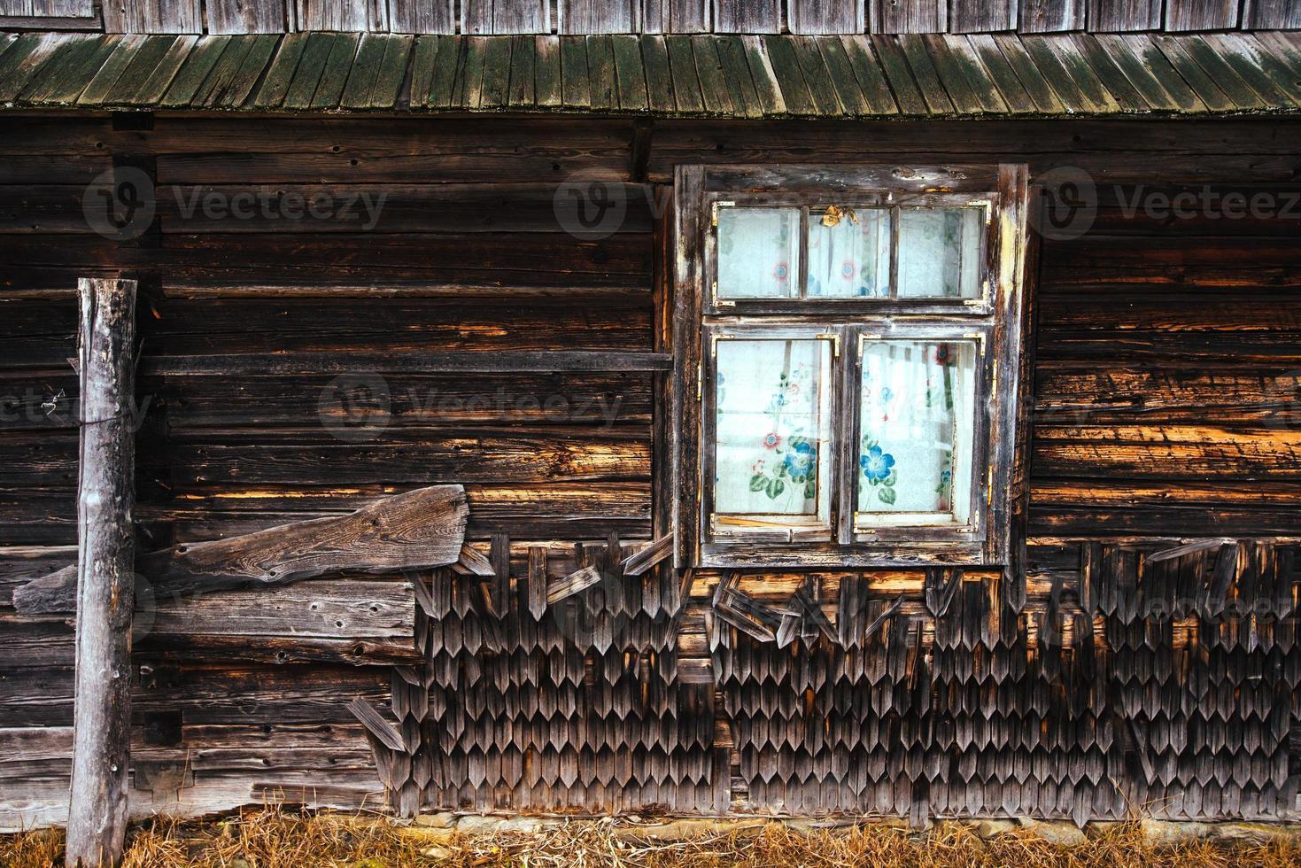 vieille fenêtre photo