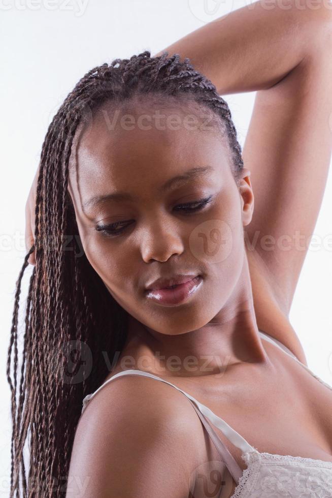 portrait africain photo