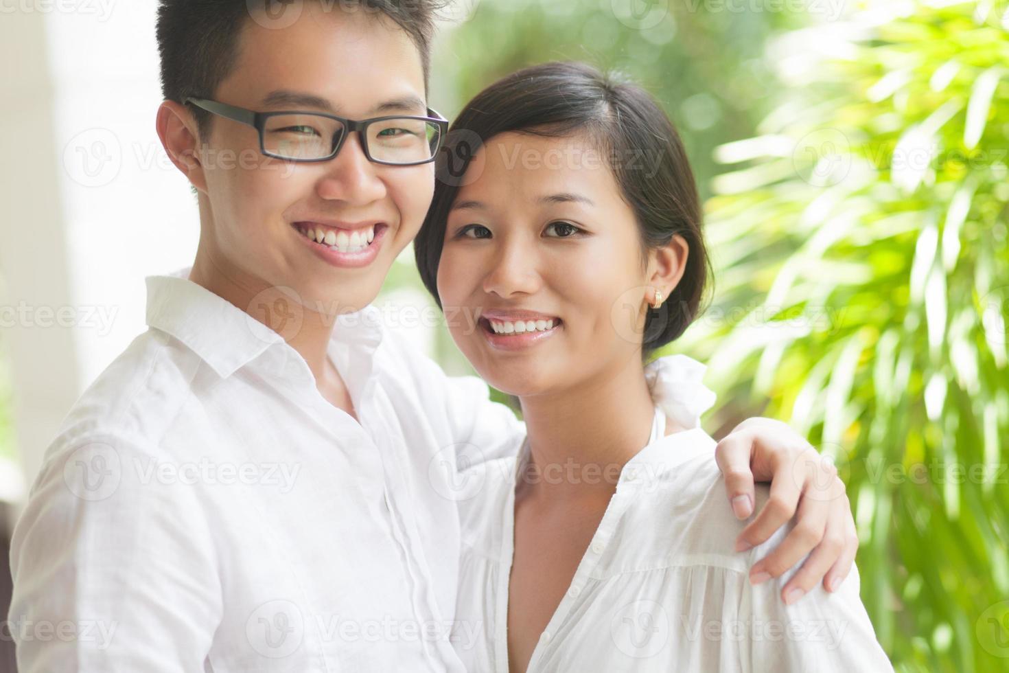 portrait de couple photo