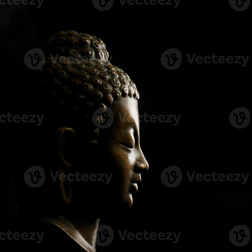 portrait de Bouddha photo