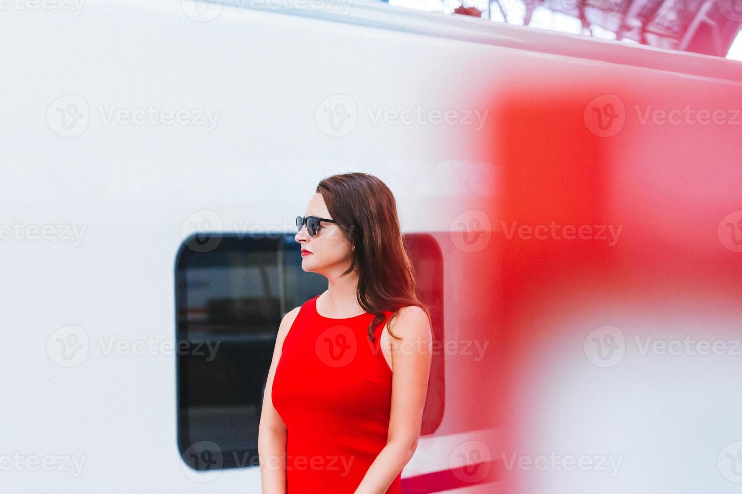 portrait de femme photo